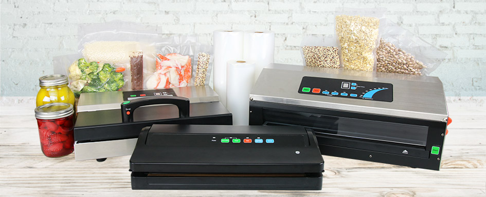 CounterMate Home Vacuum Sealers